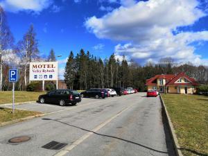 Hotel Motel Velký Rybník Dehtáře Česko