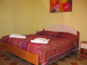 B&B Tranquillo, Отели типа «постель и завтрак»  Агридженто - big - 60