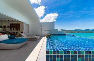 obrázek - Samui Luxury Sea View Pool Villa T at uniQue Residences
