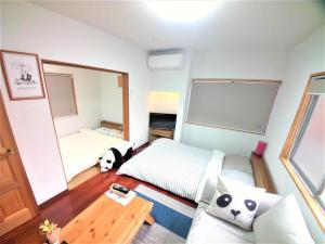 obrázek - Panda Stay Okayama