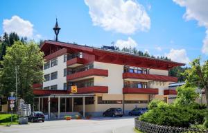 JUFA Hotel Altenmarkt-Zauchensee, Шладминг