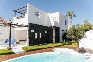 Villas Kamezi, Vily  Playa Blanca - big - 52