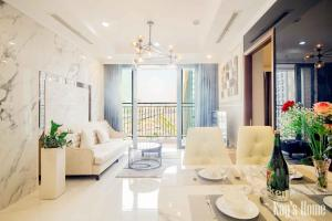 Vinhomes Golden River Serviced Apartment
