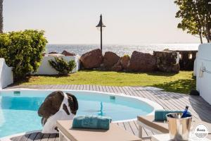 Villas Kamezi, Vily  Playa Blanca - big - 64