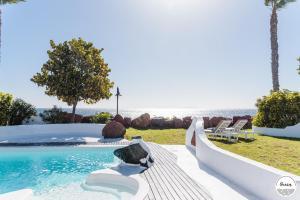 Villas Kamezi, Vily  Playa Blanca - big - 19