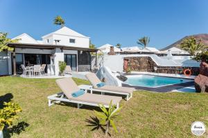 Villas Kamezi, Vily  Playa Blanca - big - 17