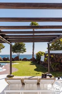 Villas Kamezi, Vily  Playa Blanca - big - 77