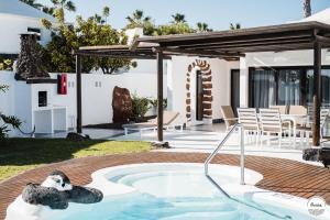 Villas Kamezi, Vily  Playa Blanca - big - 87