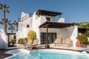 Villas Kamezi, Vily  Playa Blanca - big - 101