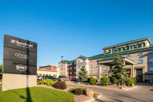 Sandman Hotel & Suites Winnipeg Airport