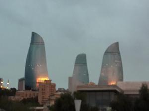 AZADLIG Street 3, Апартаменты  Баку - big - 41