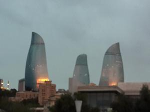 AZADLIG Street 3, Apartmanok  Baku - big - 41