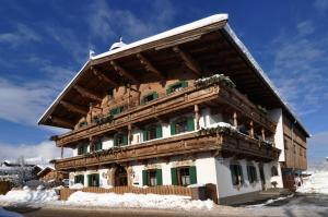 Kaiserpension Müllnerhof - Hotel - Oberndorf in Tirol