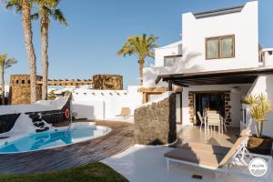 Villas Kamezi, Vily  Playa Blanca - big - 112