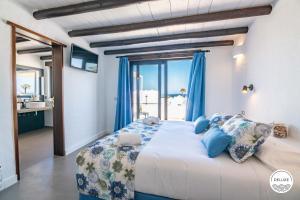 Villas Kamezi, Vily  Playa Blanca - big - 21