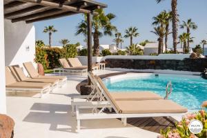 Villas Kamezi, Vily  Playa Blanca - big - 24