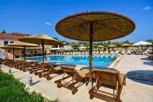 Aqua Mare Resort, Hotel  Melission - big - 50