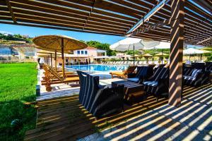 Aqua Mare Resort, Hotel  Melission - big - 49