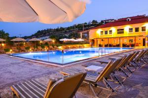 Aqua Mare Resort, Hotel  Melission - big - 46