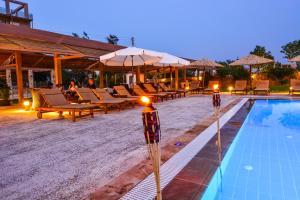 Aqua Mare Resort, Hotel  Melission - big - 45