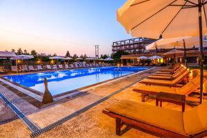 Aqua Mare Resort, Hotel  Melission - big - 42
