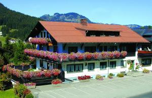 Hotel Garni Haberstock - Kleinwalsertal