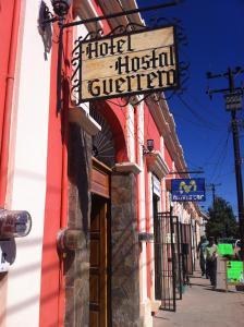 . Hotel y Hostel Guerrero