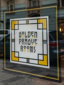 Golden Prague Rooms