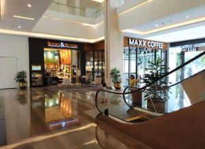 North Kemang 76 m2 Top Floor 2 Bedroom Apartement South Jakarta