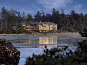 Long Beach Lodge Resort, Курортные отели  Тофино - big - 42