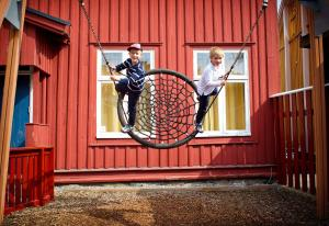 Hotell Conrad - Sweden Hotels, Hotely  Karlskrona - big - 57