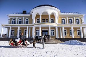 Гостиницы Александровки