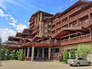 Hotel Complex Dejavu - Vvedenskaya Sloboda
