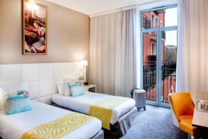 Grand Hôtel Gallia Chapelle & Nuxe Spa - Hotel - Lourdes