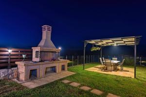 Ionian Heaven Villas, Vily  Nikiana - big - 11