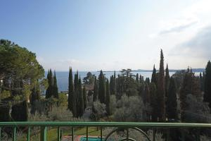 Villa Vibe Luce, beautiful period villa with private pool and lake view, Ville  Gardone Riviera - big - 8