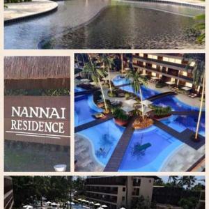 Flat Nannai Residence Porto de Galinhas