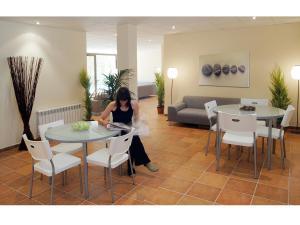 Aparthotel Nou Vielha, Apartmánové hotely  Vielha - big - 16