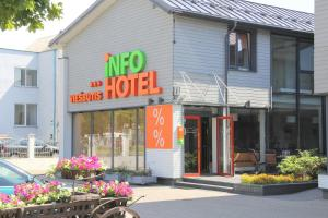 Info Hotel - Liepāja