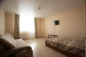 Apartment on Aviatorov, 45-3 by KrasStalker - Ustinovo
