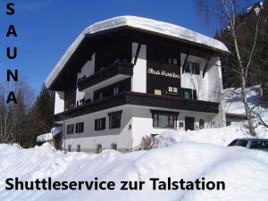 Haus Sursilva - Accommodation - Gargellen