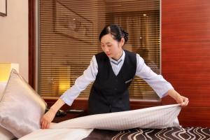 Ramada Plaza by Wyndham Shanghai Caohejing Hotel, Hotel  Shanghai - big - 54