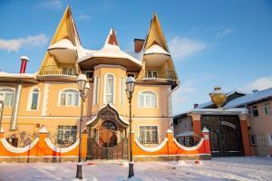 Отель Музеон, Ивантеевка