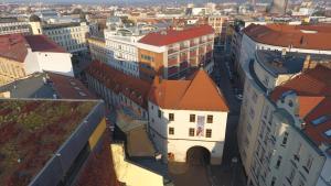 Rooms Novobranska - Brno