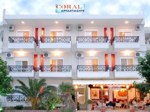 Hostels e Albergues - Coral apartments