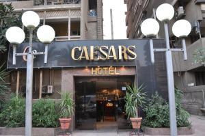 Отель Caesars Palace Hotel, Каир