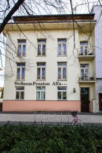 Albergues - Penzion Alfa Poděbrady