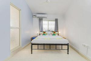 Designer 2BHK Stay in Colva, Goa, Apartments  Marmagao - big - 25