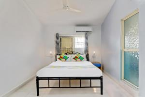 Designer 2BHK Stay in Colva, Goa, Apartments  Marmagao - big - 8