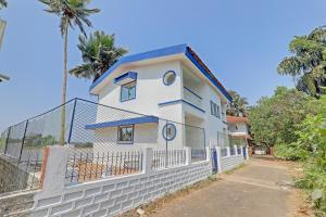 Designer 2BHK Stay in Colva, Goa, Apartments  Marmagao - big - 1